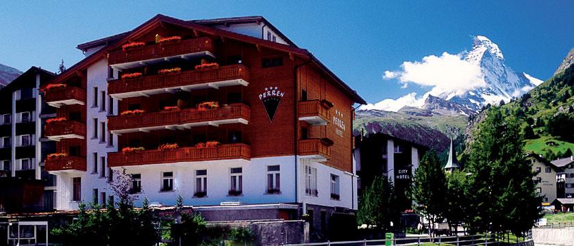 Hotel Perren, Zermatt, Switzerland - hotel exterior.jpg